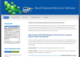 ms.excelpasswordrecoverysoftware.net