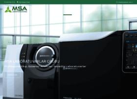 msaanaliz.com.tr