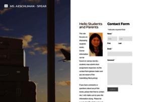msaeschliman.weebly.com