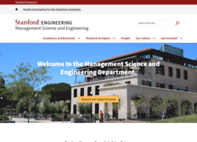 msande.stanford.edu