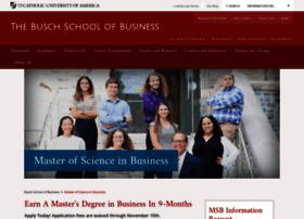 msba.cua.edu