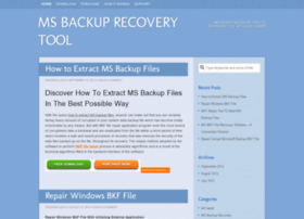 msbackuprecoverytool.wordpress.com