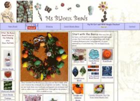 msbijouxbeads.com
