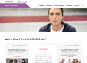 msc-finance.edhec.com
