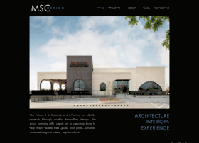mscarchitecture.com