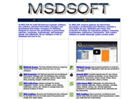 msdsoft.com