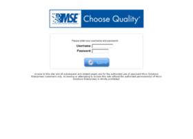 mseonline.com