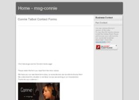 msg-connie.moonfruit.com