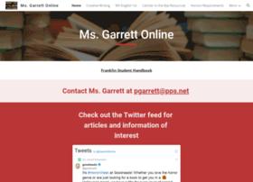 msgarrettonline.com