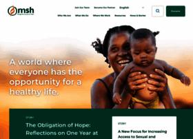 msh.org
