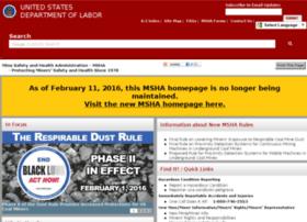 mshasearch.msha.gov