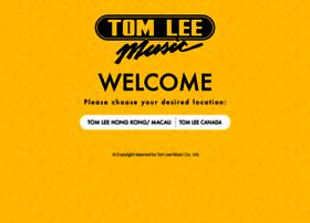 mshop.tomleemusic.com