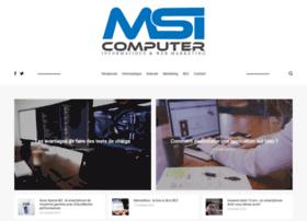 msi-computer.fr
