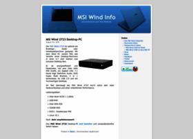 msi-wind.info