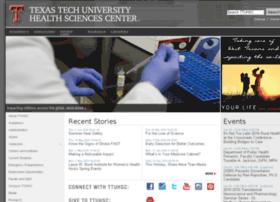 msidp.ttuhsc.edu