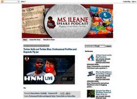 msileanespeaks.com