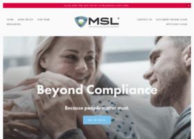 mslhealthcare.com
