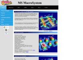 msmacrosystem.nl