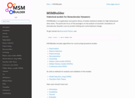 msmbuilder.org