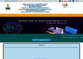 msmedi-chennai.gov.in