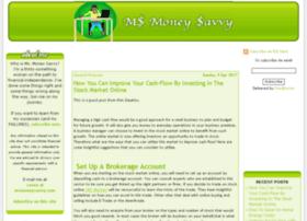 msmoneysavvy.com
