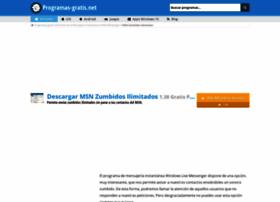 msn-zumbidos-ilimitados.programas-gratis.net