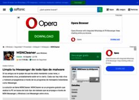 msncleaner.softonic.com