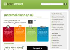 msnetsolutions.co.uk