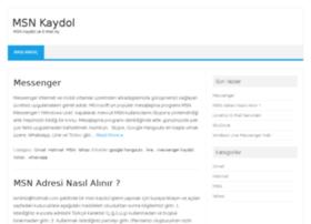 Msnkaydol.com