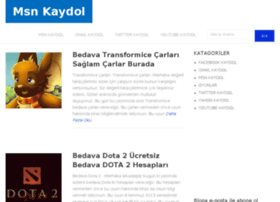 msnkaydol.net