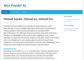 msnkaydolac.com