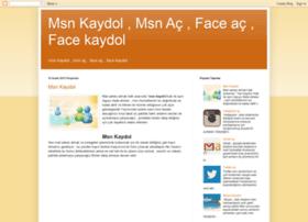 msnkaydolsan.blogspot.com