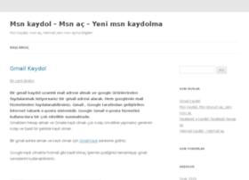 msnkaydolun.com