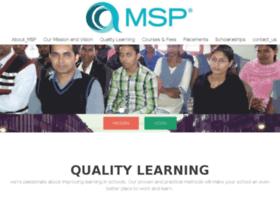mspindia.org
