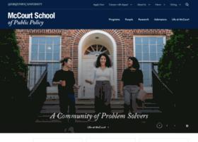 mspp.georgetown.edu