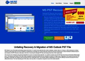 mspstrecovery.com