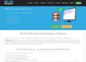 mssqlrecovery.org