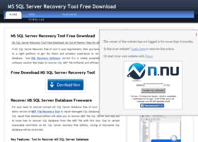 mssqlserverrecovery.n.nu