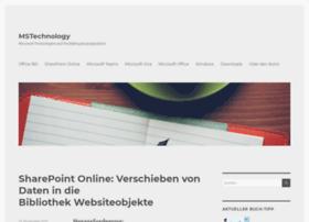 mstechnology.wordpress.com