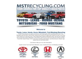 mstrecycling.com