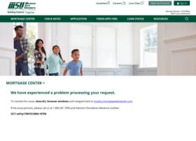 msufcu.mortgagewebcenter.com