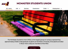 msumcmaster.ca