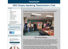 msusimplyspeaking.toastmastersclubs.org