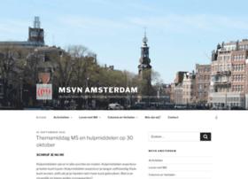 msvnamsterdam.nl