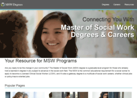 mswdegrees.org