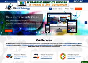 mswebtechnology.com