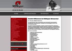 mswegner.de