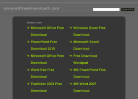 mswordfreedownload.com