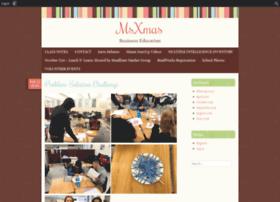 msxmas.edublogs.org