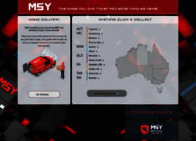 msy.com.au